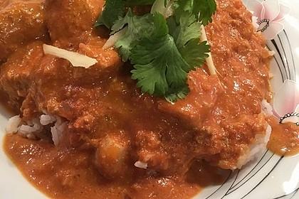 Indisches Butter Chicken aus dem Ofen 24