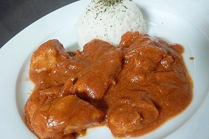 Indisches Butter Chicken aus dem Ofen 44