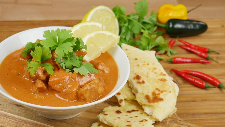 Indisches Butter Chicken aus dem Ofen von VanessaV | Chefkoch