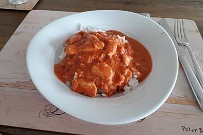 Indisches Butter Chicken aus dem Ofen 43