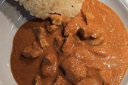 Indisches Butter Chicken aus dem Ofen 112