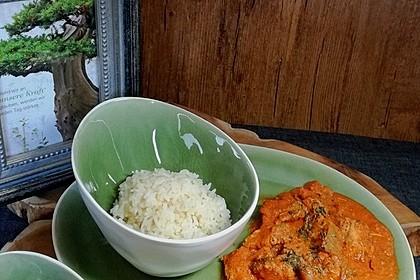 Indisches Butter Chicken aus dem Ofen 30
