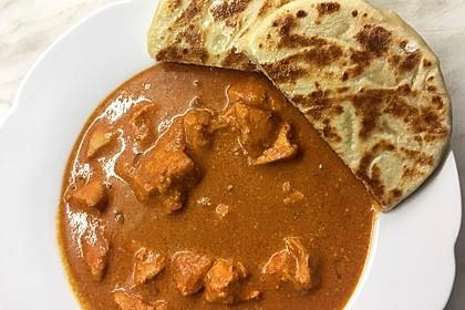 Indisches Butter Chicken aus dem Ofen 56