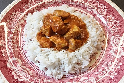 Indisches Butter Chicken aus dem Ofen 53