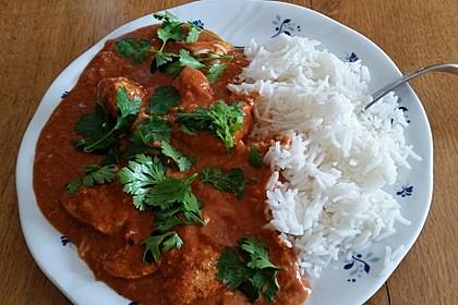 Indisches Butter Chicken aus dem Ofen 3
