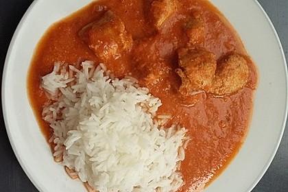 Indisches Butter Chicken aus dem Ofen 62