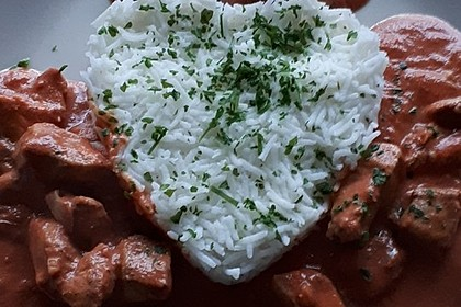 Indisches Butter Chicken aus dem Ofen 25
