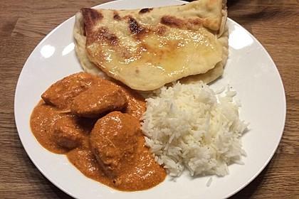 Indisches Butter Chicken aus dem Ofen 2