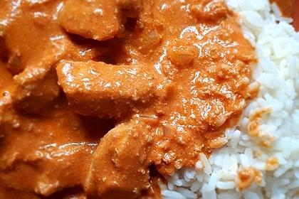Indisches Butter Chicken aus dem Ofen 75