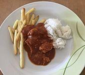 Indisches Butter Chicken aus dem Ofen (Bild)