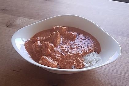 Indisches Butter Chicken aus dem Ofen 72