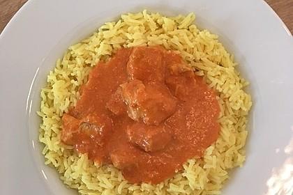 Indisches Butter Chicken aus dem Ofen 77