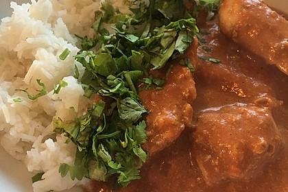 Indisches Butter Chicken aus dem Ofen 10