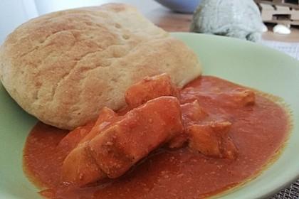 Indisches Butter Chicken aus dem Ofen 102