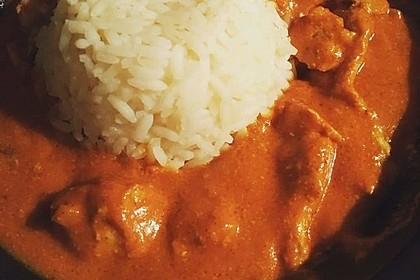 Indisches Butter Chicken aus dem Ofen 97