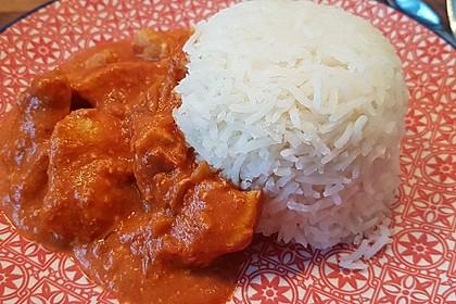 Indisches Butter Chicken aus dem Ofen 96