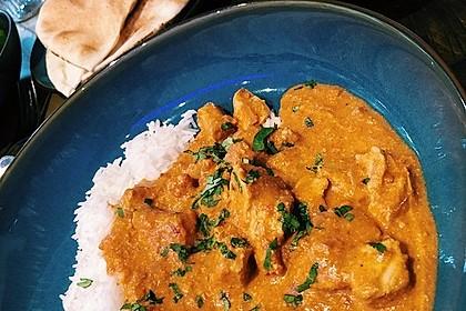 Indisches Butter Chicken aus dem Ofen 1