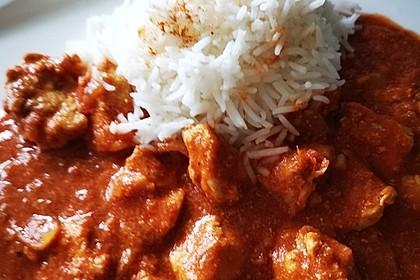 Indisches Butter Chicken aus dem Ofen 70