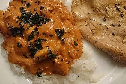 Indisches Butter Chicken aus dem Ofen 46