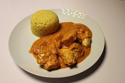 Indisches Butter Chicken aus dem Ofen 49