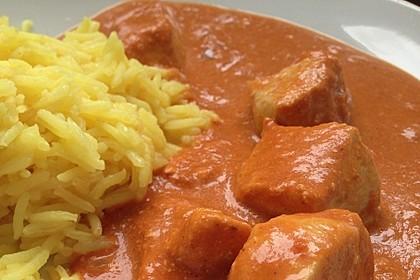 Indisches Butter Chicken aus dem Ofen 83