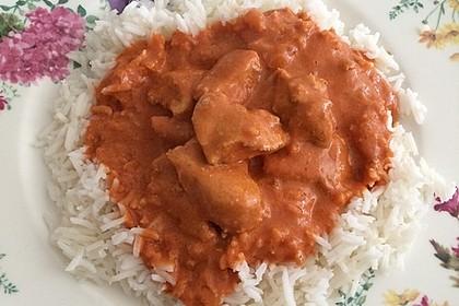 Indisches Butter Chicken aus dem Ofen 50