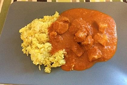 Indisches Butter Chicken aus dem Ofen 88