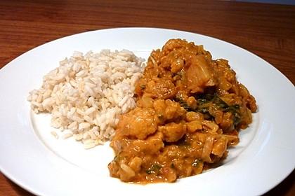 Indisches Butter Chicken aus dem Ofen 37