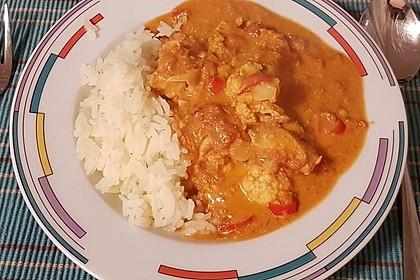 Indisches Butter Chicken aus dem Ofen 48