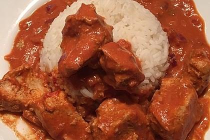 Indisches Butter Chicken aus dem Ofen 87