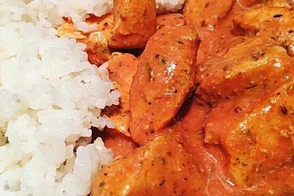 Indisches Butter Chicken aus dem Ofen 34