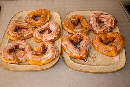 Rosenwasser-Spritzkuchen