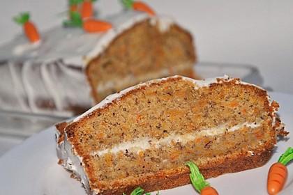 Der weltbeste Karottenkuchen (Bild)