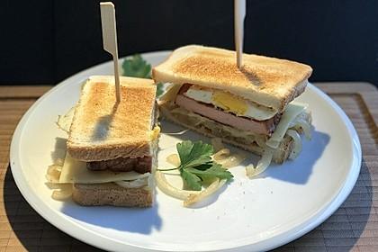 Sandwich alla Michi (Bild)