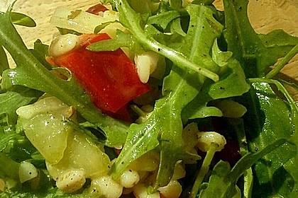 Ebly-Rucola-Salat