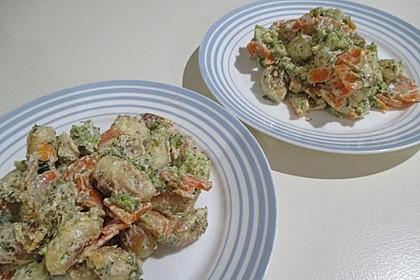 Cremige Gnocchi-Brokkoli-Pfanne 2