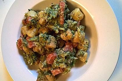Cremige Gnocchi-Brokkoli-Pfanne 3