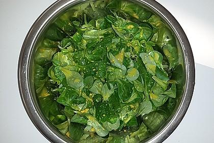 Salat-Dressing für grüne Salate 4