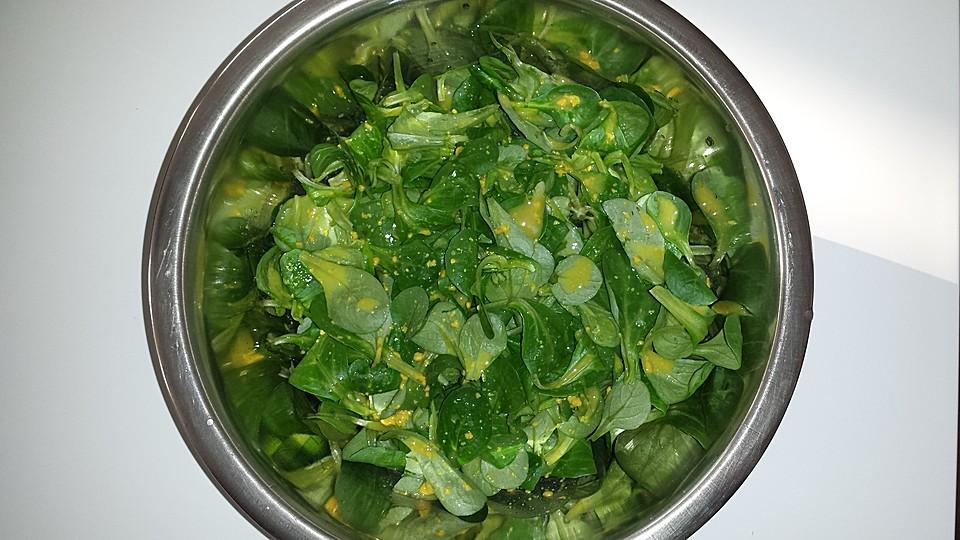 Salat Dressing Für Grüne Salate