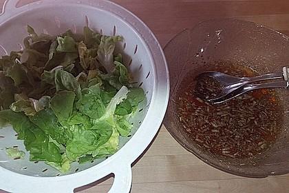 Salat-Dressing für grüne Salate 1