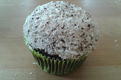 Kokos-Topping-Zuckerguss