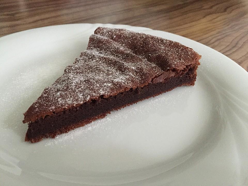 Nutellakuchen Aus Nur Zwei Zutaten Von Arel100 Chefkoch De