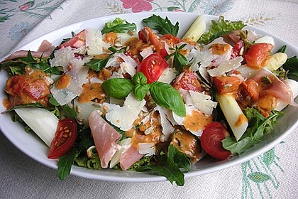 Italienischer Spargelsalat 2