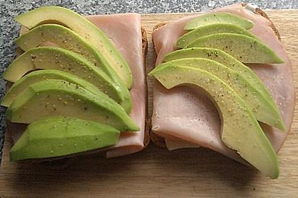 Deluxe Frühstück mit Avocado 2