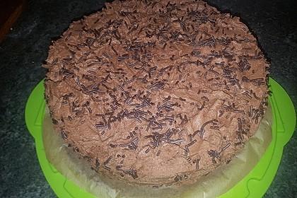 Schokoladen-Buttercreme 1