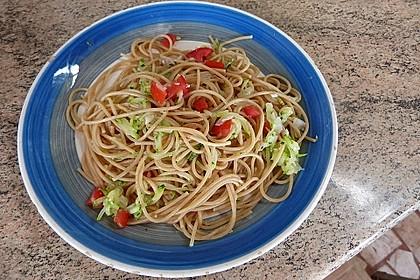 Krümeltigers Vollkorn Spaghetti