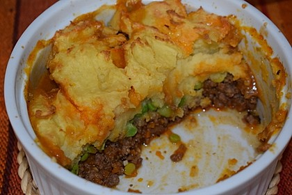 Shepherd's or Cottage Pie (Bild)