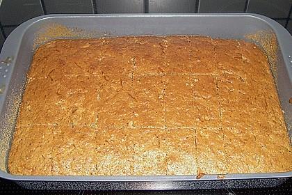 Zucchini - Nuss - Kuchen 3