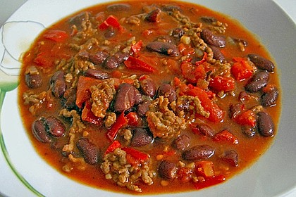 Chili Con Carne Von Wiedade Chefkoch
