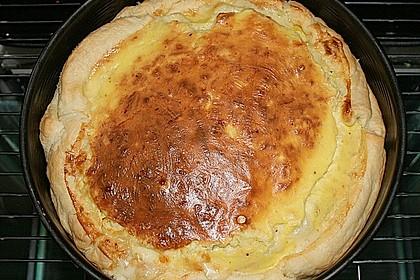 Kartoffel - Käsekuchen 1